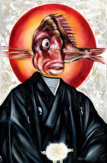 Portrait by Hiroko Sakai