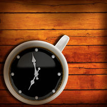Coffee time von Dmytro Tolokonov