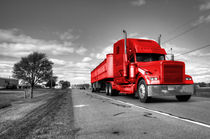 Big Red Rig  von Rob Hawkins