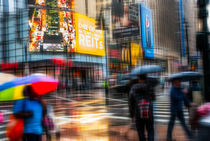 A Rainy Day in New York  von hannes cmarits