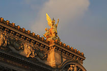 Paris Opera by Louise Heusinkveld