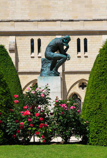The Thinker von Louise Heusinkveld