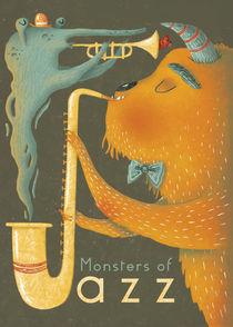Monsters of Jazz von Laura Wood