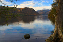 Ullswater in Early Morning by Louise Heusinkveld