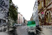 Rainy day by Jutta Ehrlich