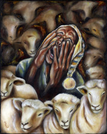 Too many sheep to sleep! von Hiroko Sakai