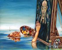 Still Painting... von Hiroko Sakai