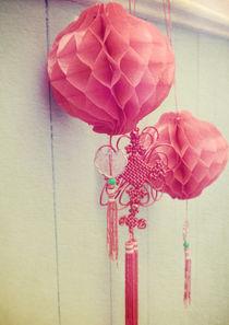 Chinese Lantern II von Sybille Sterk