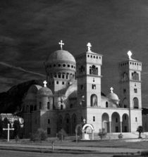 Orthodoxe Kirche in Montenegro by Raymond Zoller