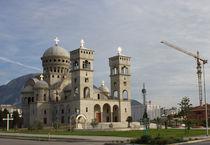 Neubau orthodoxe Kirche von Raymond Zoller