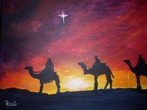 'Der Stern von Betlehem' von Rudolf Urabl