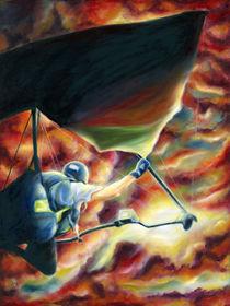 Ikaros's wings by Hiroko Sakai