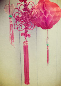 Chinese Lanterns III by Sybille Sterk