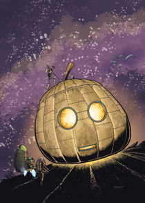 Great Pumpkin von Michael Vogt