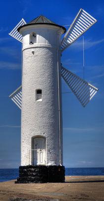 Mühlenbake von Holger Brust