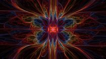 Psychedelic Emination by Branden Thompson