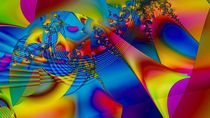 Psychedellic 3 by claudiag