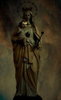 Madonna Schwarzwald St. Blasien by Marie Luise Strohmenger