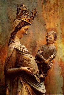 Madonna St. Lorenz Nürnberg von Marie Luise Strohmenger