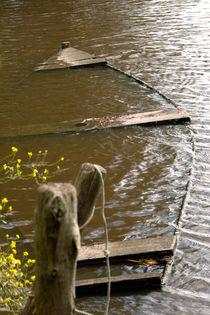 wooden submarine - hölzernes U-Boot von Ralf Rosendahl