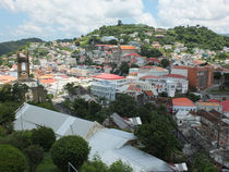 Grenada Town by Peter Robinson