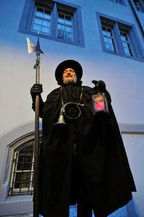 Nachtwächter in Waldenbuch von Matthias Hauser