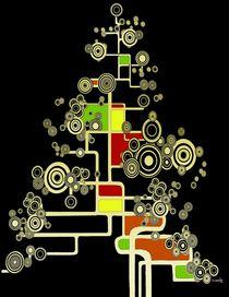 XMAS TREE II by Kasparian Tamar