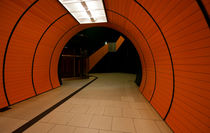 Marienplatz U-bahn station von Peter BABILOTTE