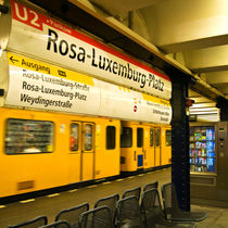 Rosa-Luxemburg-Platz - Berlin Mitte von captainsilva
