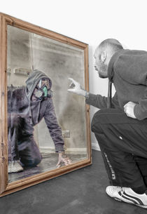 SPLIT PERSONALITY by Rob Toombs