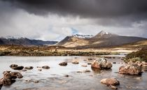 Black Mount from Rannoch Moor by Maciej Markiewicz
