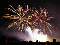 Feuerwerk -2- von Ralf Nentwig