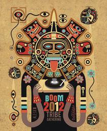 Mayas Spirit von Exit Man