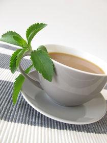 Milchkaffee mit Stevia by Heike Rau
