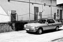 Die Alte Tankstelle von Katrin Lantzsch