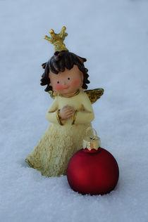 Winter Angel von Kitty Bern