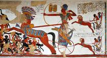Ramesses II in battle by RicardMN Photography