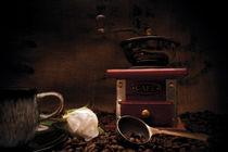Love a Coffee von Dave Parrott