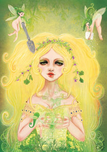 Absinthe by Sophie ferrier