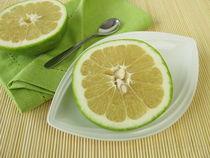 Obstmahlzeit mit Sweetie Pampelmuse by Heike Rau