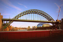 Iconic Tyne Bridges by Dan Davidson