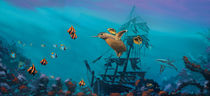 Paradise Ocean II von Georg  Huber