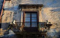 An old balcony in Syracuse by RicardMN Photography