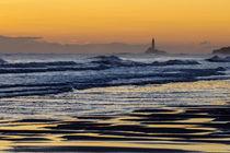 Winter sunrise. von Mark Aynsley