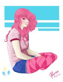 Pinkie Pie by Melanie  Chavarría