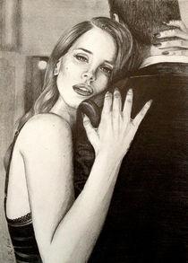 Lana Del Rey by Lisé Fitch