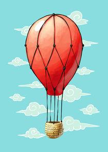 Hot Air Balloon by freeminds