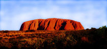 Ayers Rock / Uluru Austalien by aidao