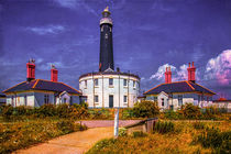Dungeness Lighthouse by Chris Lord