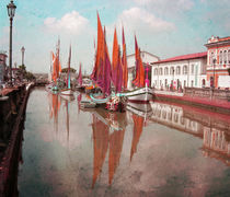 Cesenatico by Angela Bruno